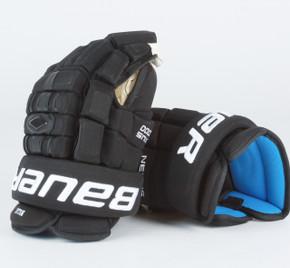 """15"""" Bauer Nexus 1000 Gloves - Brandon Bollig Calgary Flames #2"""