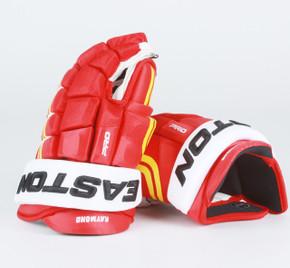 "14"" Easton 4 Roll Pro NRW Gloves - Mason Raymond Calgary Flames #3"