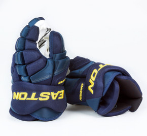 "13"" Easton Synergy HSX Gloves - Joakim Lindstrom St. Louis Blues"