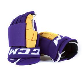"14"" CCM Pro Gloves - Colin Fraser Los Angeles Kings"