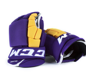 "14"" CCM Pro Gloves - Justin Williams Los Angeles Kings"