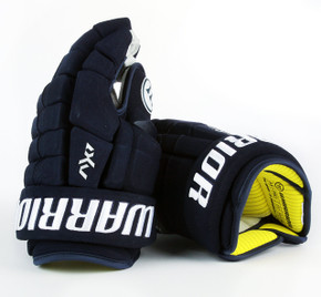 "13"" Warrior Dynasty AX1 Pro Gloves - Team Stock Winnipeg Jets"