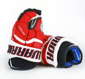 "13"" Warrior Covert QRL Pro Gloves - Team Stock Washington Capitals"