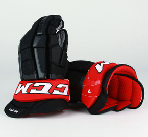 """15"""" CCM Pro Gloves - Chris Philips Ottawa Senators"""