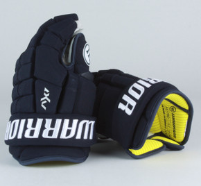 """13.5"""" Warrior Dynasty AX1 Pro Gloves - Team Stock Florida Panthers"""