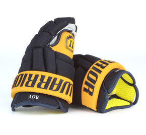 "13"" Warrior Bonafide X Gloves - Derek Roy Nashville Predators"