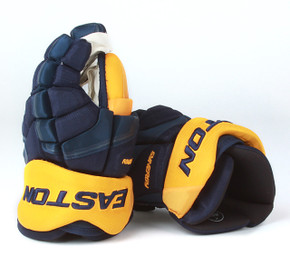 "13"" Easton Synergy HSX Gloves - Team Stock Nashville Predators"