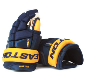 "14"" Easton 4 Roll Pro NRW Gloves - Viktor Stalberg Nashville Predators"