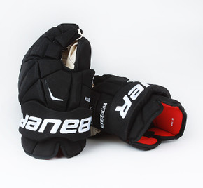 """15"""" Bauer Vapor APX 2 Pro Gloves - Tyler Wotherspoon Calgary Flames"""
