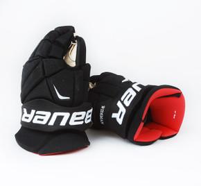 "14"" Bauer Vapor APX 2 Pro Gloves - Dennis Wideman Calgary Flames"