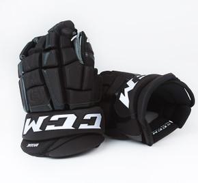 "14"" CCM Pro Gloves - TJ Brodie Calgary Flames"