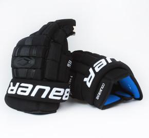 "15"" Bauer Nexus 1000 Gloves - Joe Colborne Calgary Flames #2"