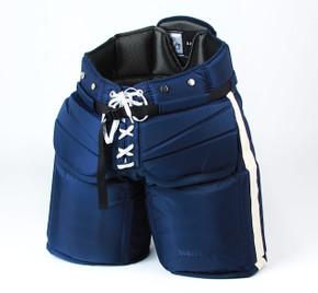 Size XL - Vaughn Pro Goalie Pants - Oscar Dansk Columbus Blue Jackets