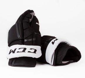 """15"""" CCM HG12PP Gloves - Team Stock Los Angeles Kings"""