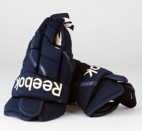 "15"" Reebok HG10KN Gloves - Team Stock Columbus Blue Jackets #2"