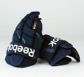 "13"" Reebok HG10KN Gloves - Team Stock Columbus Blue Jackets"