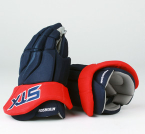 "14"" STX Surgeon 500 Gloves - Cam Atkinson Columbus Blue Jackets #2"