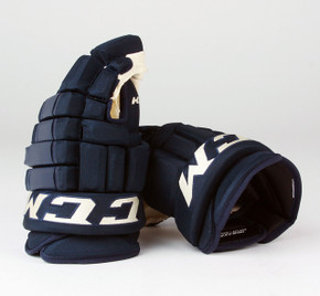"14"" CCM Pro Gloves - Team Stock Columbus Blue Jackets #2"