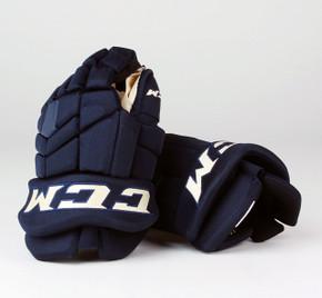 "14"" CCM HGTK Gloves - Team Stock Columbus Blue Jackets"