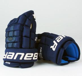 "13"" Bauer Nexus 1000 Gloves - Nick Foligno Columbus Blue Jackets #2"