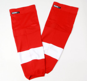 Game Sock - Detroit Red Wings - Red Reebok Size XL #3
