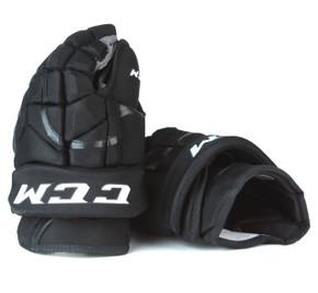 "14"" CCM HG12XP Gloves - Team Stock Calgary Flames #2"