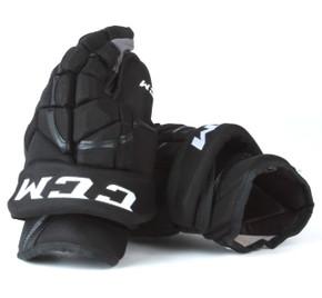 "13"" CCM HG12 Gloves - Team Stock Calgary Flames #3"
