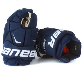 "13"" Bauer Vapor APX 2 Pro Gloves - Alexander Burmistrov Winnipeg Jets"