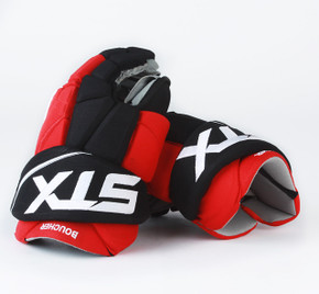 "15"" STX Stallion 500 Gloves - Reid Boucher New Jersey Devils"