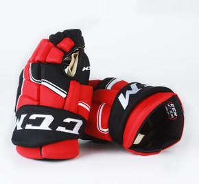 "14"" CCM HGQLXP Gloves - Team Stock New Jersey Devils"