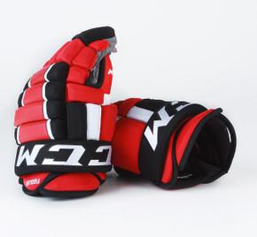 "14"" CCM HG97 Gloves - Vernon Fiddler New Jersey Devils #2"