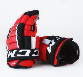 "14"" CCM HG97 Gloves - Vernon Fiddler New Jersey Devils"