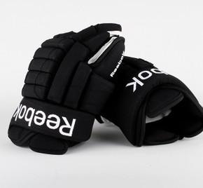 """15"""" Reebok HGSTJR Gloves - Team Stock Philadelphia Flyers"""