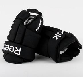 """14"""" Reebok HGSTJR Gloves - Team Stock Philadelphia Flyers"""