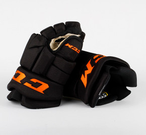"""14"""" CCM HGTKPP Gloves - Team Stock Philadelphia Flyers"""