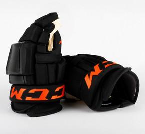 """14"""" CCM HG97 Gloves - Team Stock Philadelphia Flyers #2"""