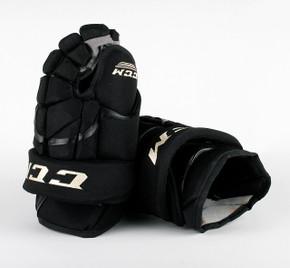 """14"""" CCM HG12 Gloves - Team Stock Philadelphia Flyers"""