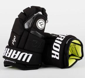 """13"""" Warrior Dynasty AX1 Pro Gloves - Frank Vatrano Boston Bruins"""