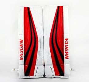 """35"""" - Vaughn Ventus White Pads - Andrew Hammond Ottawa Senators #2"""