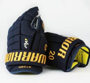 "13"" Warrior Dynasty AX1 Pro Gloves - Alexander Steen St. Louis Blues #3"