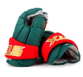 """15"""" STX Stallion 500 Gloves - Jonathan Blum Minnesota Wild"""