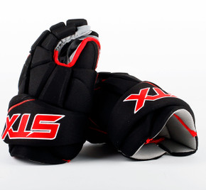 "15"" STX Stallion 500 Gloves - Team Stock Chicago Blackhawks"