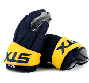 "15"" STX Stallion 500 Gloves - Cody McCormick Buffalo Sabres"