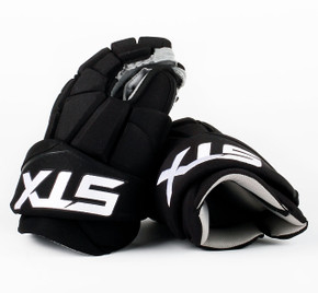 "15"" STX Stallion 500 Gloves - Team Stock Boston Bruins #3"