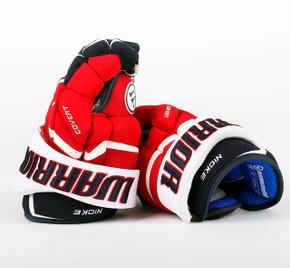 "13"" Warrior Covert QRL Pro Gloves - Niklas Backstrom Washington Capitals #2"