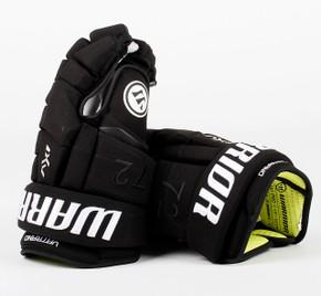 """13"""" Warrior Dynasty AX1 Pro Gloves - Frank Vatrano Boston Bruins #2"""