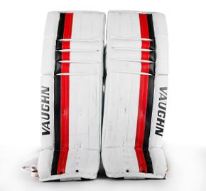 "37"" - Vaughn Pro White Pads - Cory Schneider New Jersey Devils"