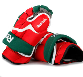 "14"" Reebok 11KP Gloves - Team Stock New Jersey Devils"
