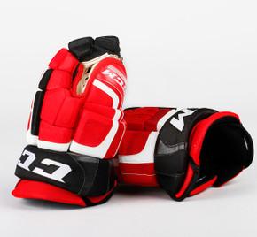 "13"" CCM HGCLPR Gloves - Team Stock New Jersey Devils"