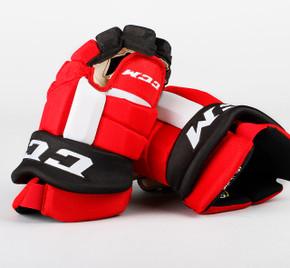 "13.5"" CCM HGTKXP Gloves - Team Stock New Jersey Devils"